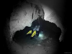 """Cenote diving """"Grand Cenote"""" & """"Dos Ojos"""""""